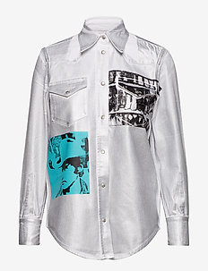 FOUNDATION WESTERN SHIRT - FOIL