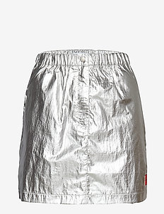 SILVER UTILITY SKIRT - SILVER PLACE HOLDER