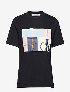 10a44402c Calvin Klein Jeans | T-shirts | Stort utvalg av de seneste nyhetene ...