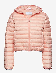PADDED PUFFER WITH L - padded jackets - blossom
