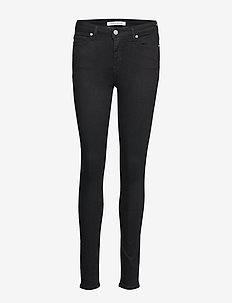 CKJ 001 SUPER SKINNY - BA023 BLACK