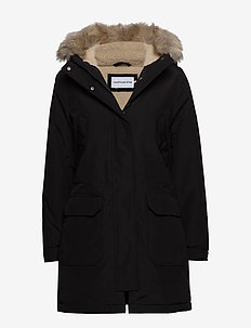MW DOWN PARKA - CK BLACK