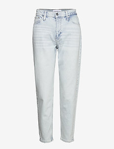 MOM JEANS - mom jeans - da071 bleached blue