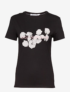 FLORAL PLACEMENT SLI - CK BLACK