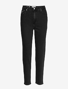 MOM JEAN - CA113 BLACK