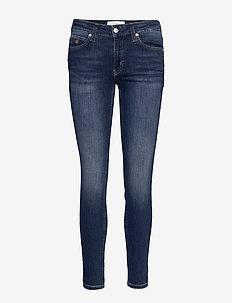 CKJ 011 MID RISE SKI - skinny jeans - zz001 mid blue