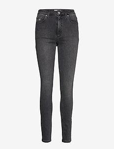 CKJ 010 HIGH RISE SKINNY - skinny jeans - zz004 grey