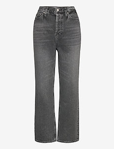 DAD JEAN - vide jeans - bb218 - washed black dart