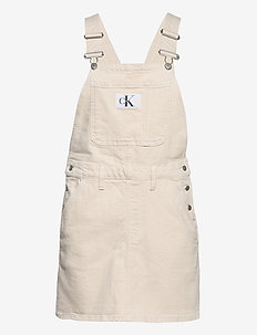 DUNGAREE DRESS - sommerkjoler - denim light