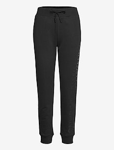INSTITUTIONAL LOGO JOGGING PANT - klær - ck black