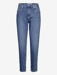 MOM JEAN - mom-jeans - denim medium