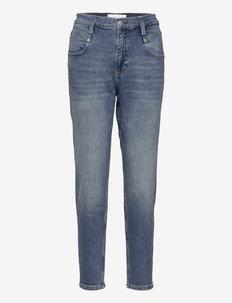 MOM JEAN - mom jeans - denim medium
