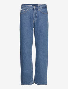 HR STRAIGHT ANKLE - straight jeans - denim light