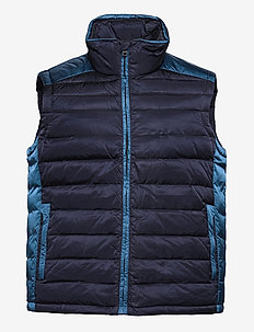 OPACKO 3 PACKABLE DOWN VEST - gilets sans manches - night sky