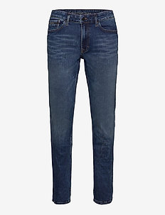 3J Slim straight - Rocken Blue - slim jeans - rocken blue