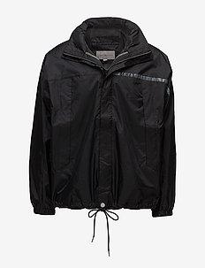OSENS JACKET - light jackets - ck black