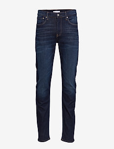 CKJ 058 SLIM TAPER - BA154 DARK BLUE