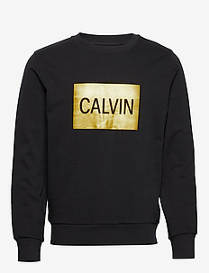 CALVIN BOX REGULAR C - CK BLACK / GOLD
