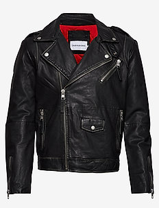 PERFECTO JACKET - CK BLACK