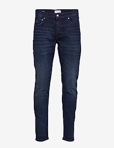 CKJ 058 SLIM TAPER - slim jeans - ca094 dark blue