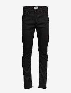 CKJ 058 SLIM TAPER - slim jeans - ca004 black