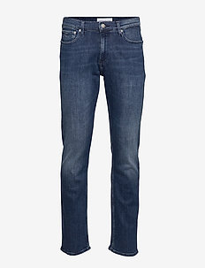 CKJ 035 STRAIGHT - slim jeans - da027 dark blue