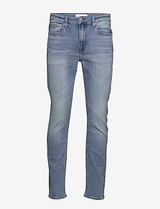 CKJ 058 SLIM TAPER - slim jeans - da001 light blue