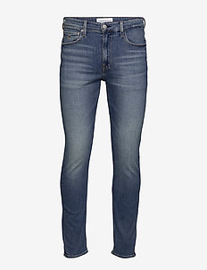 CKJ 058 SLIM TAPER - slim jeans - da009 dark blue