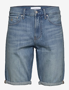 REGULAR SHORT - farkkushortsit - da037 light blue