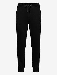 CK ESSENTIAL HWK PANT - spodnie dresowe - ck black