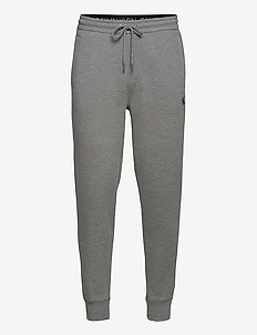 CK ESSENTIAL HWK PANT - joggingbroek - mid grey heather