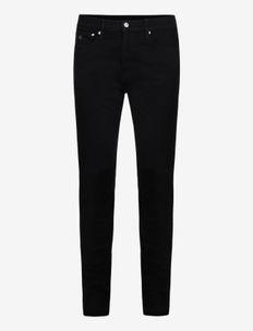 SUPER SKINNY - skinny jeans - denim black