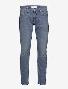 CKJ 026 SLIM - slim jeans - ab025 light blue