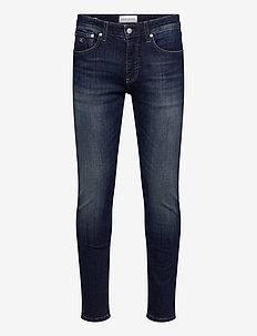 CKJ 016 SKINNY - skinny jeans - ab095 dark blue