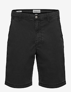 WASHED FESTIVAL SHORT - chinos shorts - ck black