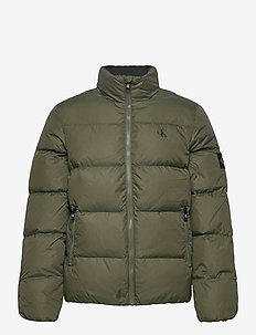 DOWN PUFFER JACKET - padded jackets - deep depths