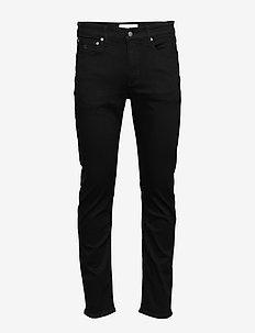 CKJ 058 SLIM TAPER - slim jeans - ba023 black