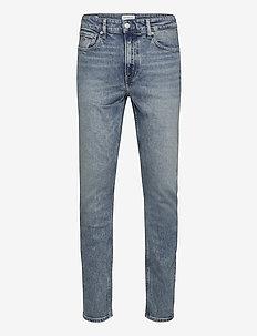 CKJ 058 SLIM TAPER - slim jeans - ab112 light blue