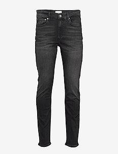 CKJ 058 SLIM TAPER - slim jeans - zz006 washed black