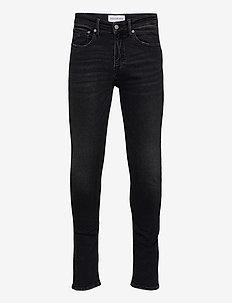 CKJ 016 SKINNY - skinny jeans - bb117 - black
