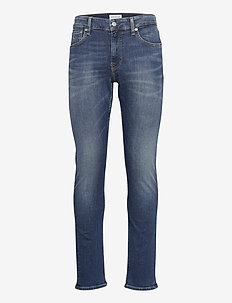 CKJ 026 SLIM - slim jeans - bb018 - mid blue