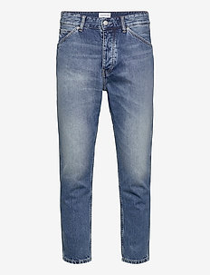 DAD JEAN - regular jeans - bb047 - icn light blue utility