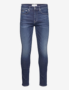 SKINNY - skinny jeans - denim dark