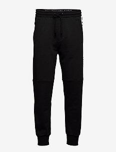MIRROR LOGO HWK PANT - vêtements - ck black