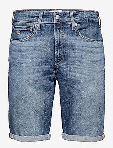 REGULAR SHORT - denim shorts - denim medium