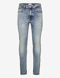 SKINNY - skinny jeans - denim light
