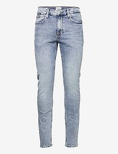 SLIM TAPER - slim jeans - denim light