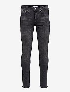 CKJ 016 SKINNY - skinny jeans - denim black