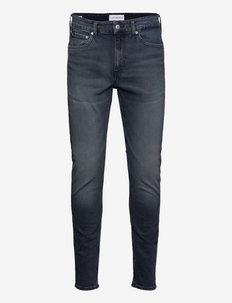 SLIM TAPER - tapered jeans - denim dark