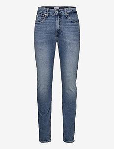 SLIM TAPER - tapered jeans - denim light